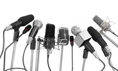 مؤتمر صحفي لرئيس الحزب الحاكم