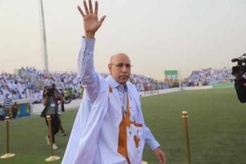 موعد زيارة المرشح محمد ولد الغزواني للولايات الداخلية ( جدول الزيارة)