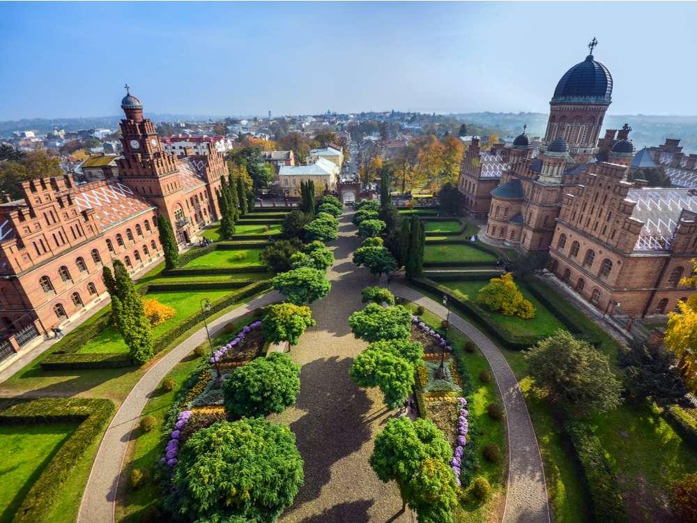 فرصة للسفر إلى أوكرانيا للتطوع ضمن فريق GoCamp