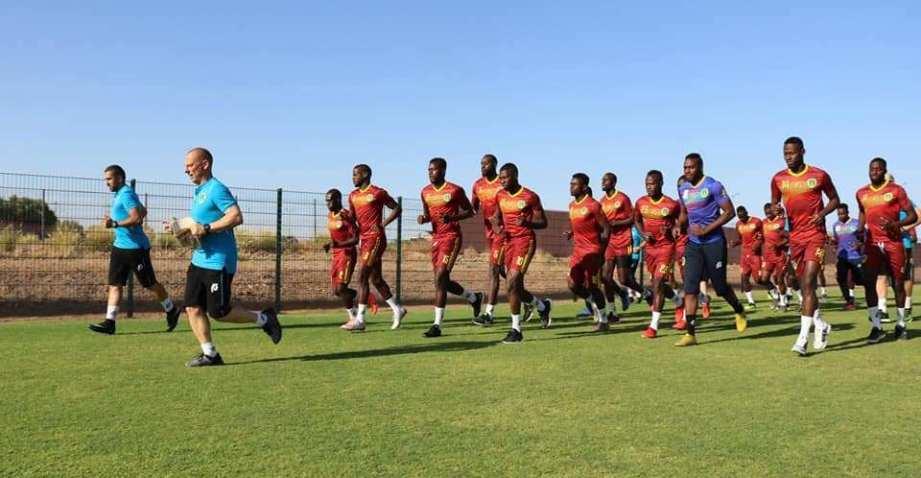 موعد مباراة المنتخب الوطني ضد مدغشقر