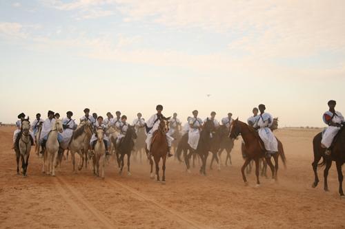 موعد افتتاح مهرجان الرُّحل بنواكشوط