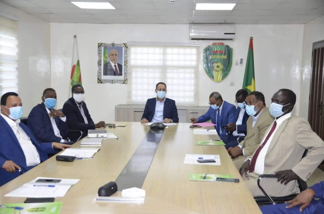 موعد استئناف الدوري الموريتاني لكرة القدم