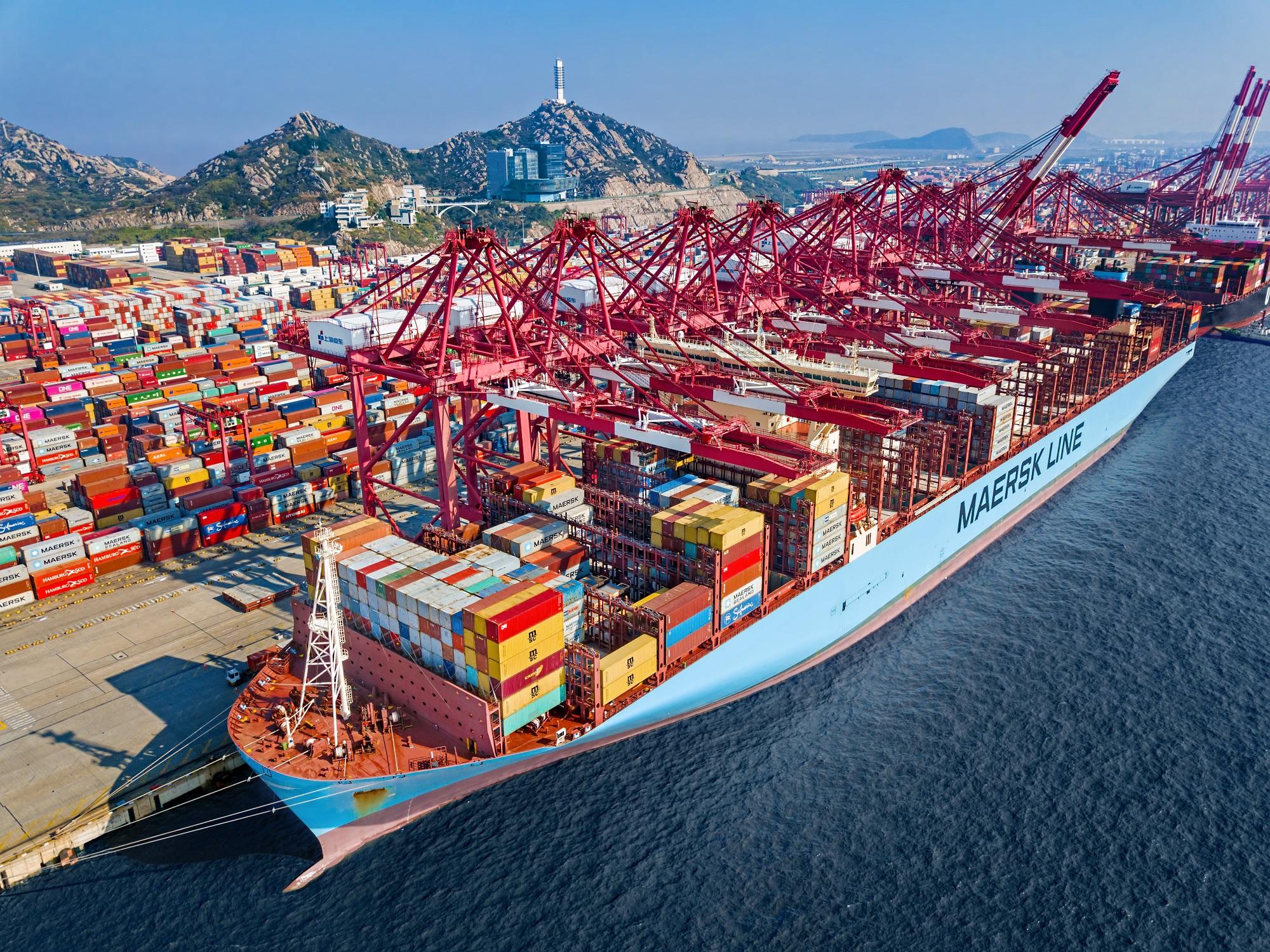 فرصتک للحصول على عمل مع Maersk موريتانيا