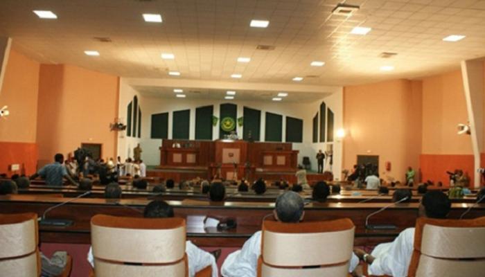 موعد الجلسلة العلنية المقبلة للبرلمان الموريتاني