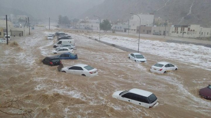 سيول وفيضانات تهدد مناطق في موريتانيا