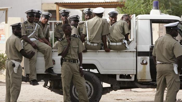 الشرطة تلقي القبض على متهمين بقتل ولد التاه