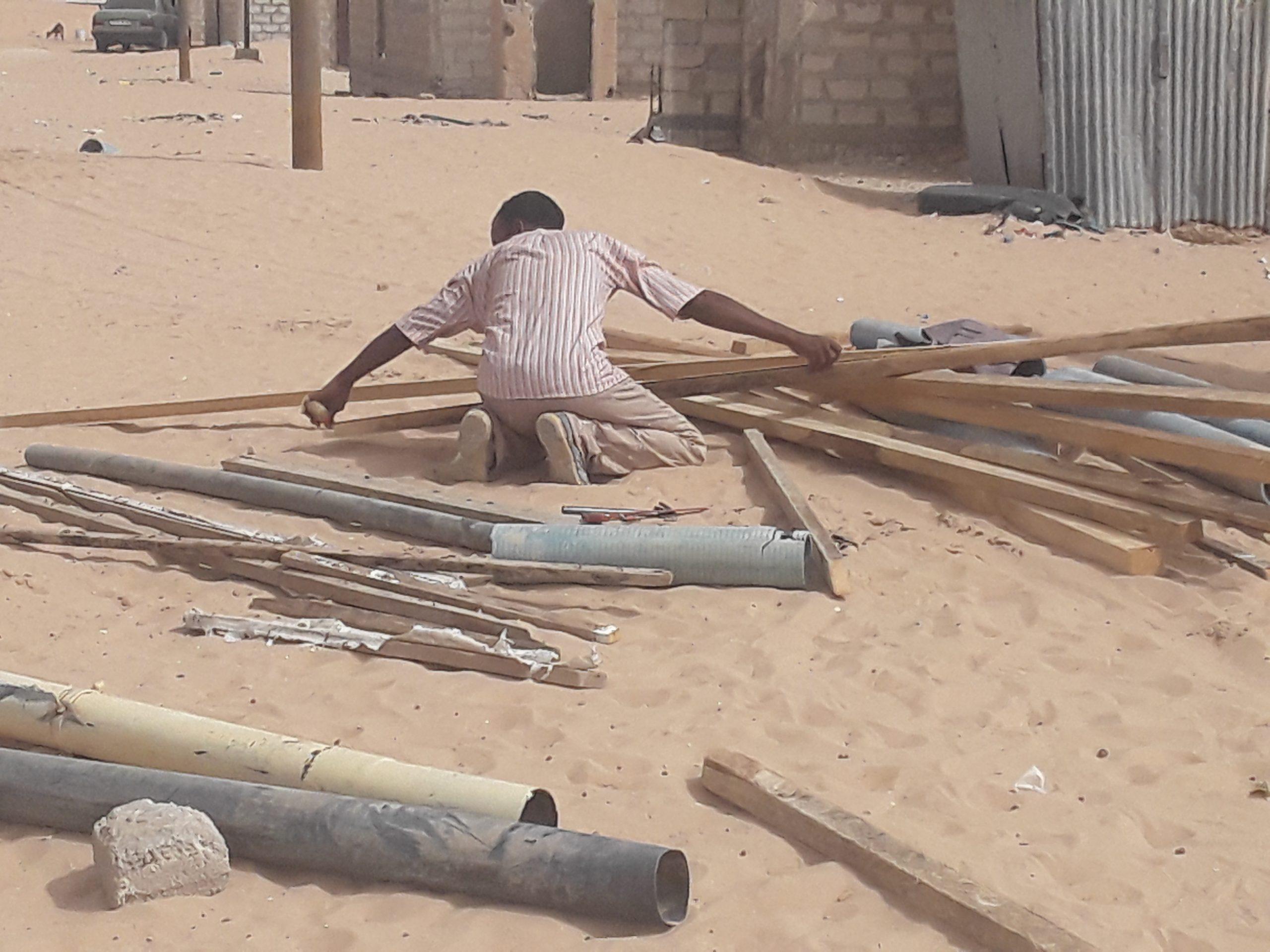 تأثير كوفيد19 على دراسة الأطفال في موريتانيا/ الحسن محمد الحسين